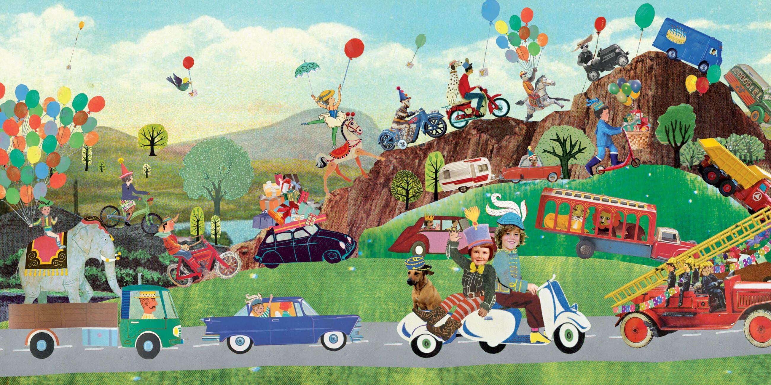 geboorte broer zus auto brandweer feest ballonnen landschap herfst geboortekaartje avontuur reis samen vintage nostalgie illustratie gezellig stoer lief Origineel uniek feest vintage retro poesie nostalgie gezellig vrolijk kleurrijk stoer schattig nostalgisch kraamcadeau verjaardagscadeau art kunst illustratie illustration gouden boekje kijkplaat zoekprent zoekplaat zoekboek kinderboek festival reizen gepersonaliseerd festival reizen safari flamingo grootzus groot zus fantasie aantrekkelijk poesie panda zomer zon