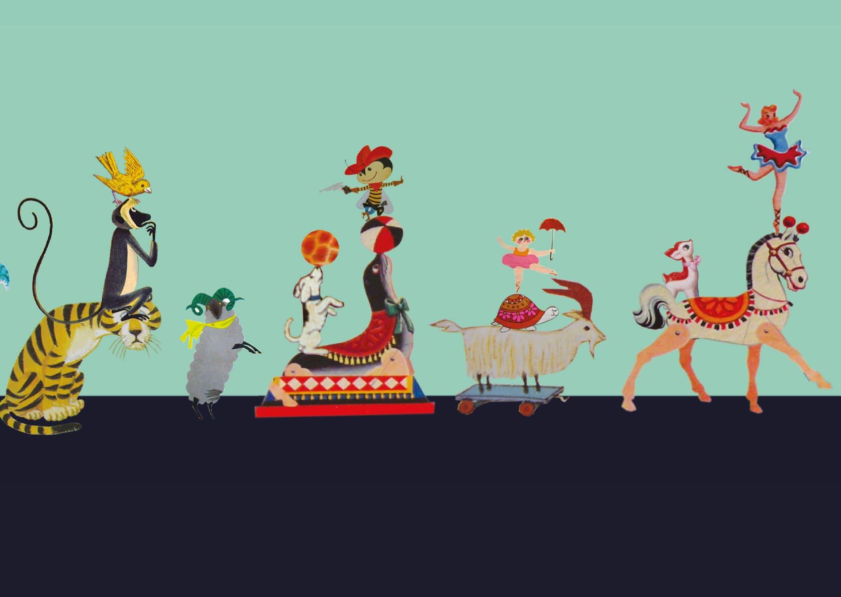 Origineel uniek feest vintage retro poesie nostalgie gezellig vrolijk kleurrijk stoer schattig nostalgisch fantasie creatief art kunst illustratie illustration gouden boekje kijkplaat zoekprent zoekplaat zoekboek kinderboek festival reizen gepersonaliseerd Bloemen dieren broer zus kindje meisje jongen genderneutraal gender neutraal cultuur huidskleur zwart donker Turks Chinees Marokkaans Surinaams Antilliaans ansicht postkaart postcard postcrossing post stationary stationery verjaardag parade circus dieren