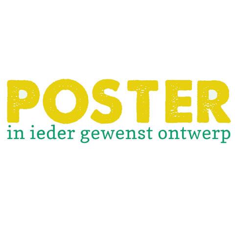Poster kijkplaat kinderkamer babykamer prent decoratie gepersonaliseerd uniek