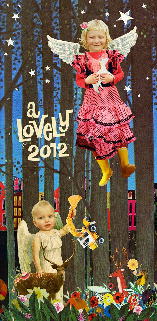 veere amos jack gelukkig nieuwjaar nieuwjaarswens grootzus collage kinderen engeltjes engelen schitterend waanzinnig overheerlijk feestelijk geweldig lovely fantastisch verrukkelijk mooi