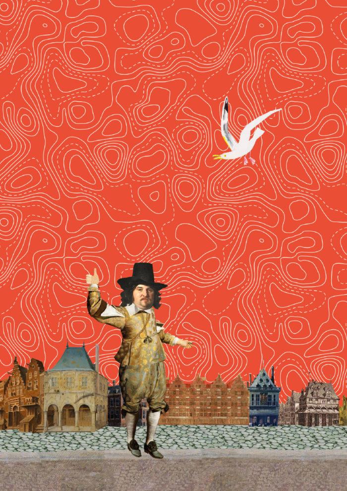 atlas, landkaart, globe, Blaauw, boerhaave, 18de eeuw, animatie, educatie, boerhaave, museum, film, geschiedenis, ontstaan, video, educatieve animatie, animatie in de klas lesboekje boerhaave rijksmuseum educatie in de klas
