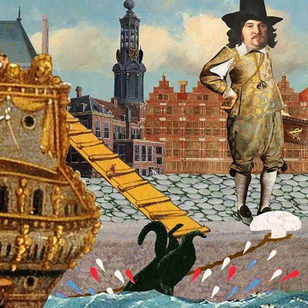 atlas, landkaart, globe, Blaauw, boerhaave, 18de eeuw, animatie, educatie, boerhaave, museum, film, geschiedenis, ontstaan, video, educatieve animatie, animatie in de klas