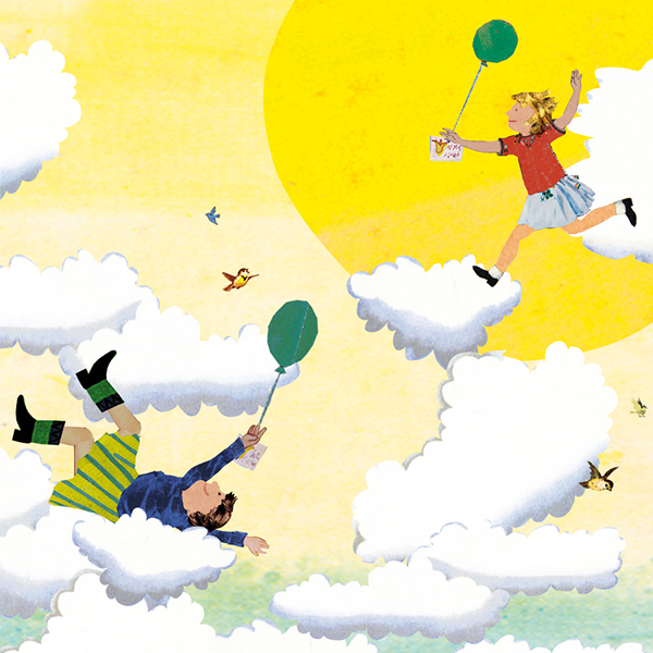 draakje gouden boekje mark haayema uitgeverij Rubinstein illustraties grootzus terminaal ziek kind ziekenhuis dood kanker