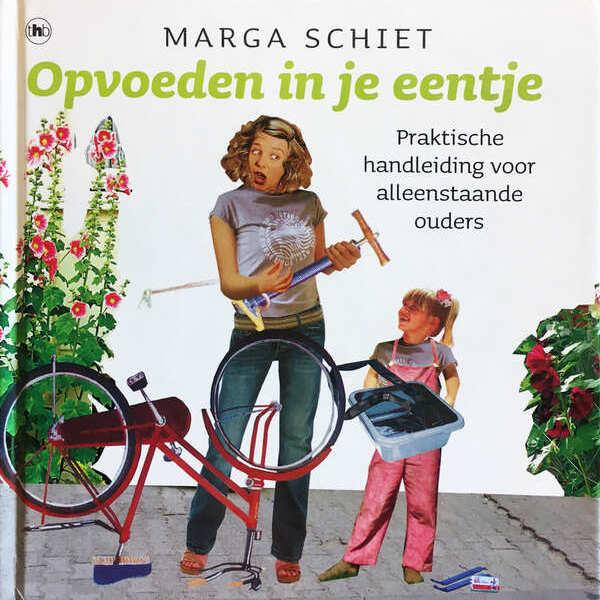 marga schiet opvoeden in je eentje gescheiden ouders kinderen van gescheiden ouders opvoeden in je eentje illustraties grootzus house of books